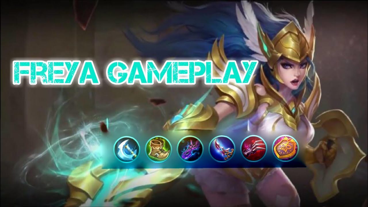 Mobile legends how to play freya