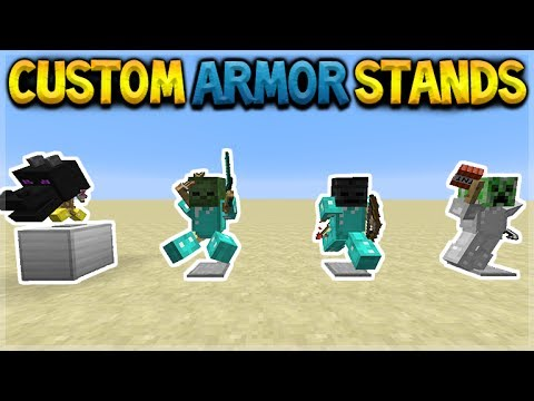 Minecraft how to kill armor stand
