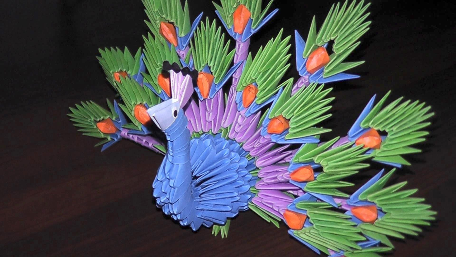 3d paper art instructions