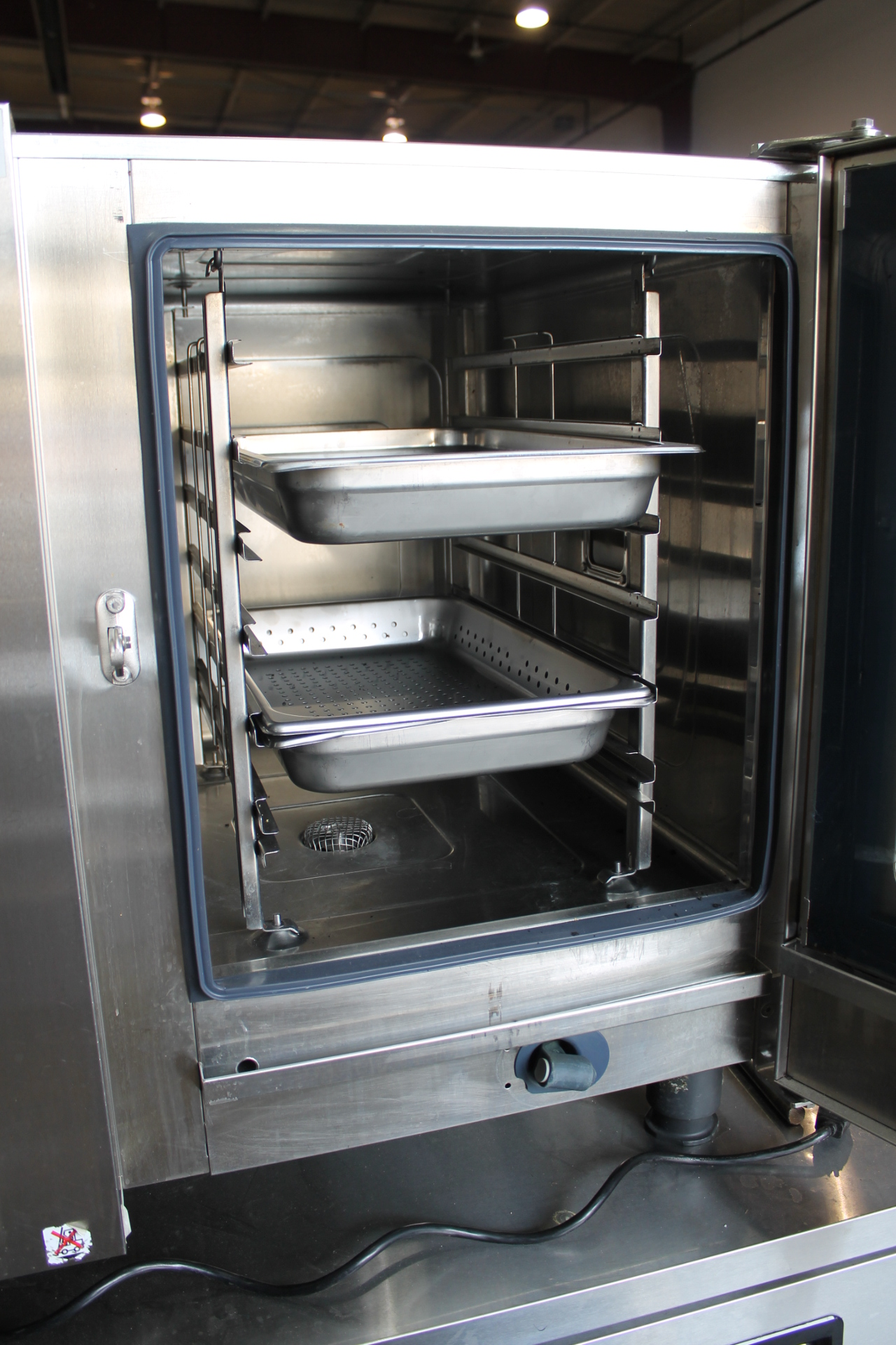 henny penny combi oven service manual