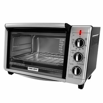 Black and decker convection oven manual