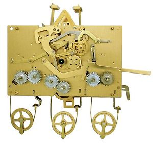 urgos clock movement repair manual