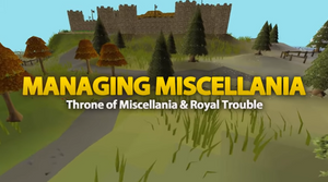 Osrs how to get to miscellania