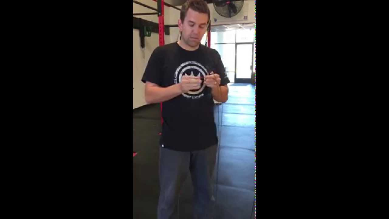 Nike jump rope how to adjust