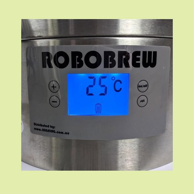 robobrew with pump instructions