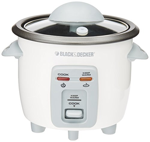 black and decker rice cooker instructions