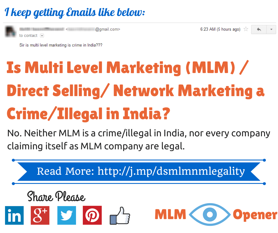 Mlm company list in india pdf