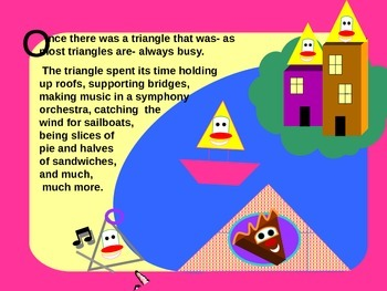 The greedy triangle story pdf