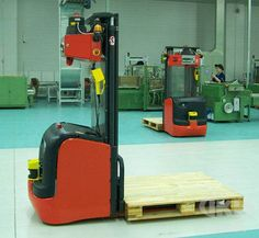 Types of automated guided vehicles pdf